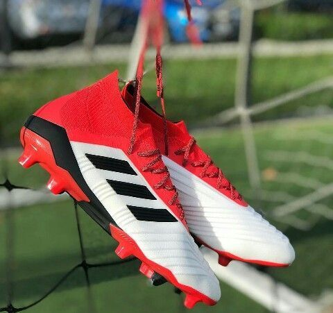Return of adidas Predator 18 White/ Core Red/ Core Black ...