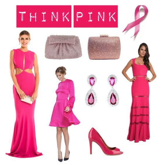 Pra começar o dia, tudo pink em homenagem ao Outubro Rosa.  #dressandgo #outubrorosa #thinkpink #vamosajudar #conscientizacao #adressandgoapoia