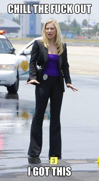 Who left the CBS hit CSI: Miami?