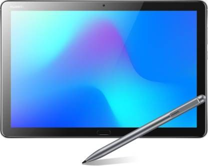 Huawei Mediapad M5 Lite With Stylus 64 Gb 10 1 Inch With Wi Fi 4g Tablet Space Grey In 2020 Huawei Display Resolution Map Storage