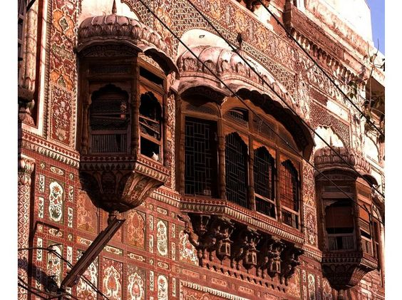 A glimplse of Old City, Lahore