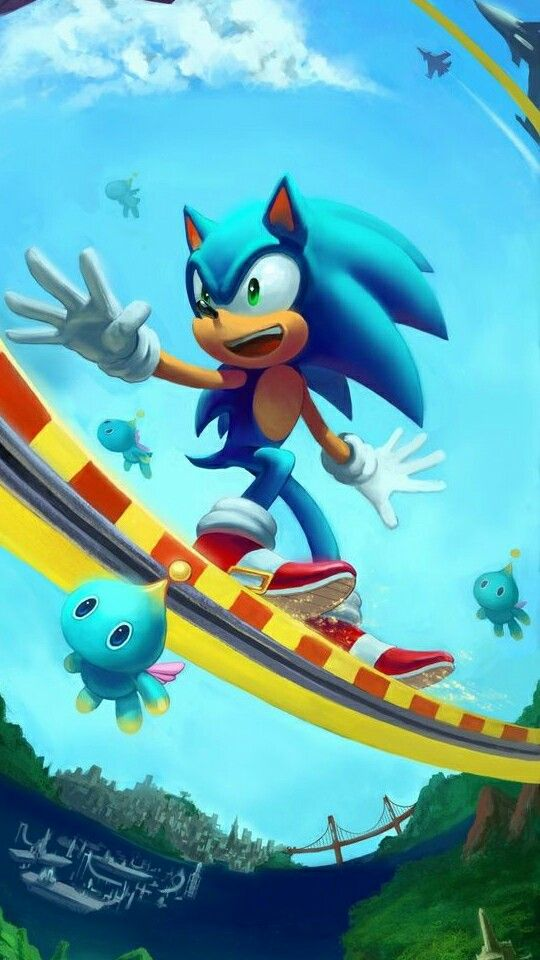 cfebb223c12ed627aa053aa3e91903df - What Sonic Games Have Chao Gardens