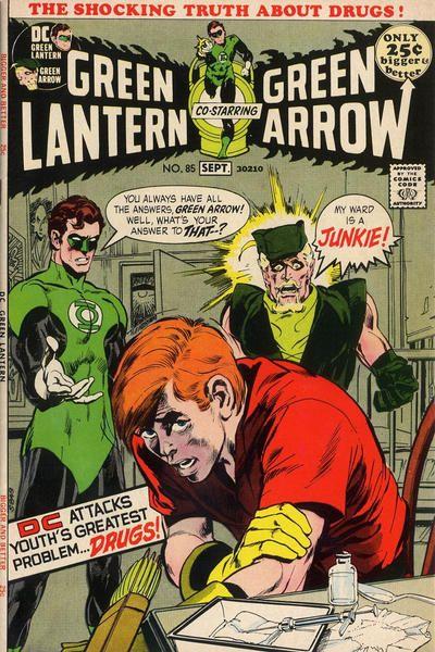 denny o'neil green lantern ile ilgili görsel sonucu