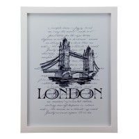 Quadro Elegance London - Col. exclusiva