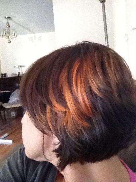 New hair colour and cut!!!