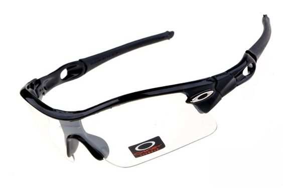 Oakley Radar Path sunglasses black / clear iridium - Up to 86% off Oakley sunglasses for sale online, Global express delivery and FREE returns on all orders. #Oakley #sunglasses #cheapoakleysunglasses #mensunglasses #womensunglasses #fakeoakeysunglasses