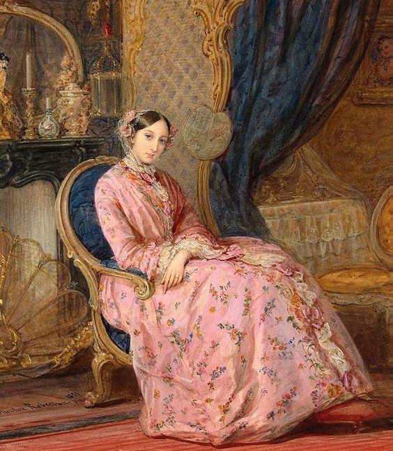 Robertson Christina Prt Of Grand Ducheb Maria Nikolayevna