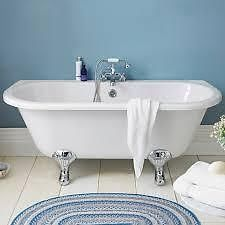 RE1701T-Premier-Double-Ended-Back-to-Wall-Freestanding-Bath-1700-x-745-x-650mm