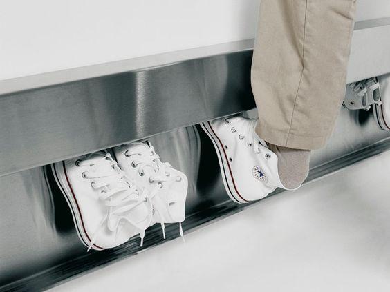 Sko hylde - Gør din entre enkel og rent med en skohylde - design ...