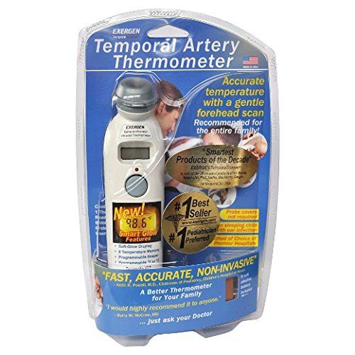 Exergen Temporal Scan Forehead Artery Baby Thermometer Ta Https