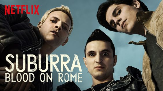 Review – Suburra: Blood on Rome, Season 1, Episodes 1 – 6
