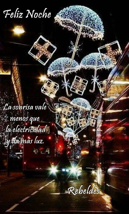Buenas Noches Navidad En Londres Alumbrado Navideño Lugares Maravillosos