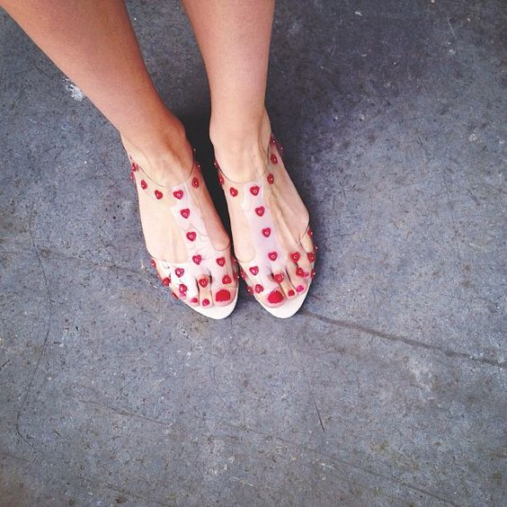 From Betty Blog, F troupe shoes <3