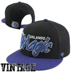 '47 Brand Orlando Magic Hardwood Classics Deco Snapback Hat - $20.99