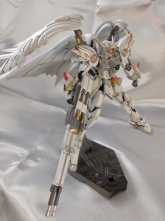 18+ Gundam Wing Rg Review Pictures 5