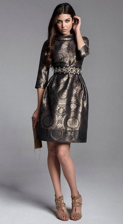Vestido de cóctel de Matilde Cano