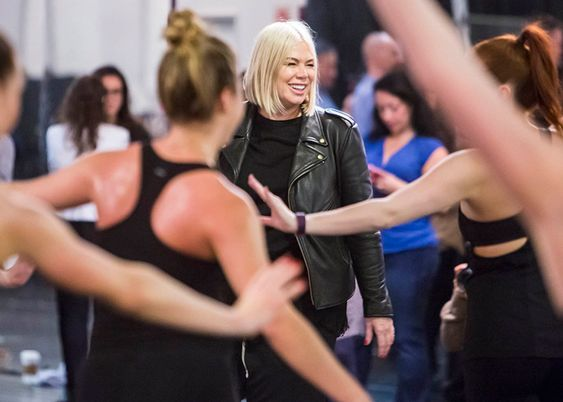 """""""We're all just working together to create this beautiful world."""" - Mia Michaels. #MiaMonday #NYSpectacular"""
