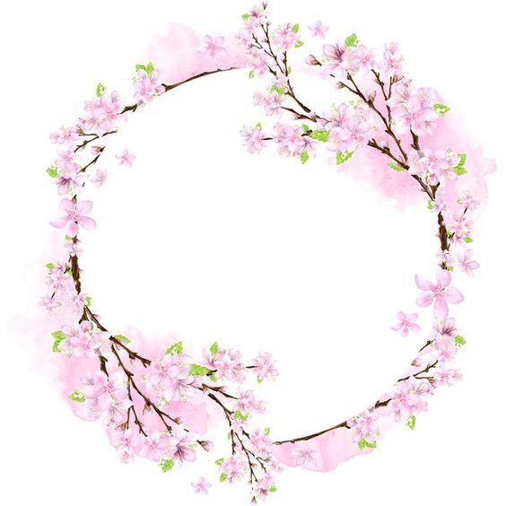 Psiu Noiva - Mais de 30 Frames Florais Para Download Grátis 21