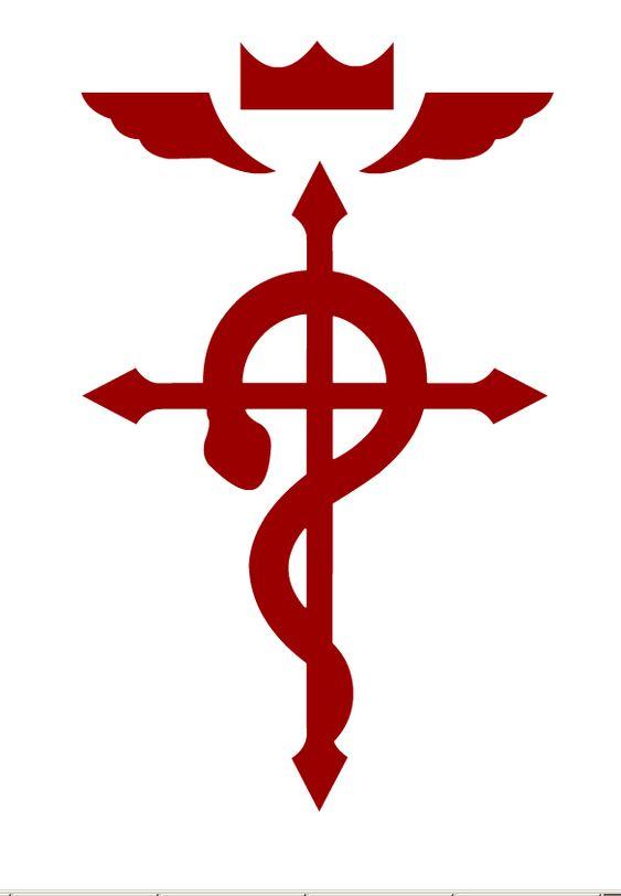 Fullmetal Alchemist Symbol by Pachyderm11 on deviantART ...
