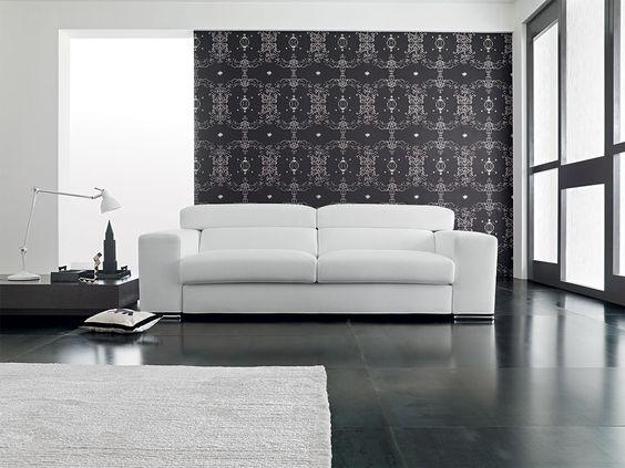 Pianta soggiorno ~ Oltre 25 fantastiche idee su componibili in pelle bianca su