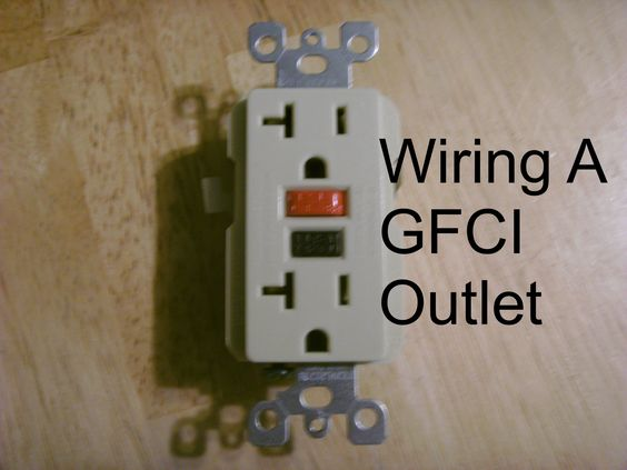 Gfci Internal Wiring Diagram