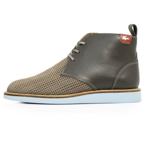 Lacoste leather boot