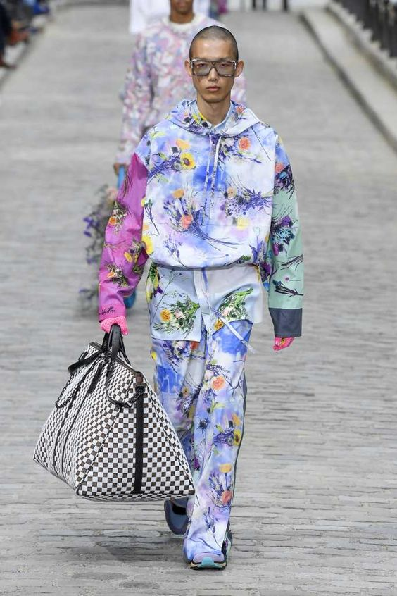 Male Fashion Trends: Louis Vuitton Spring-Summer 2020 - Paris Fashion Week