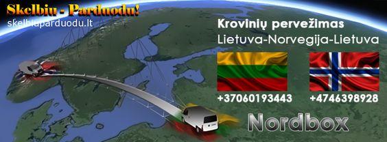 LIETUVA-NORVEGIJA