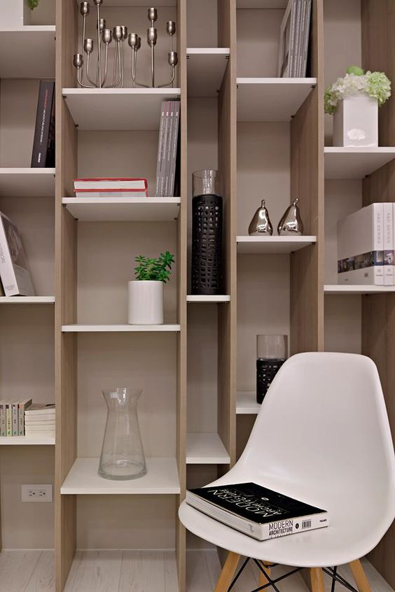 35+ Modern Shelving Design Ideas | Cubby hole, Open plan and Modern shelving