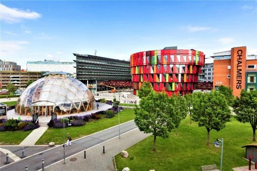 Some 375 Companies Two Universities And Six Secondary Schools Have Offices In Lindholmen Science Park In Gothenburg Pho In 2020 Visit Sweden Months In A Year Sweden