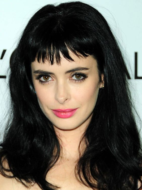The Best (and Worst) Bangs for Oval Faces | Beautiful ...
