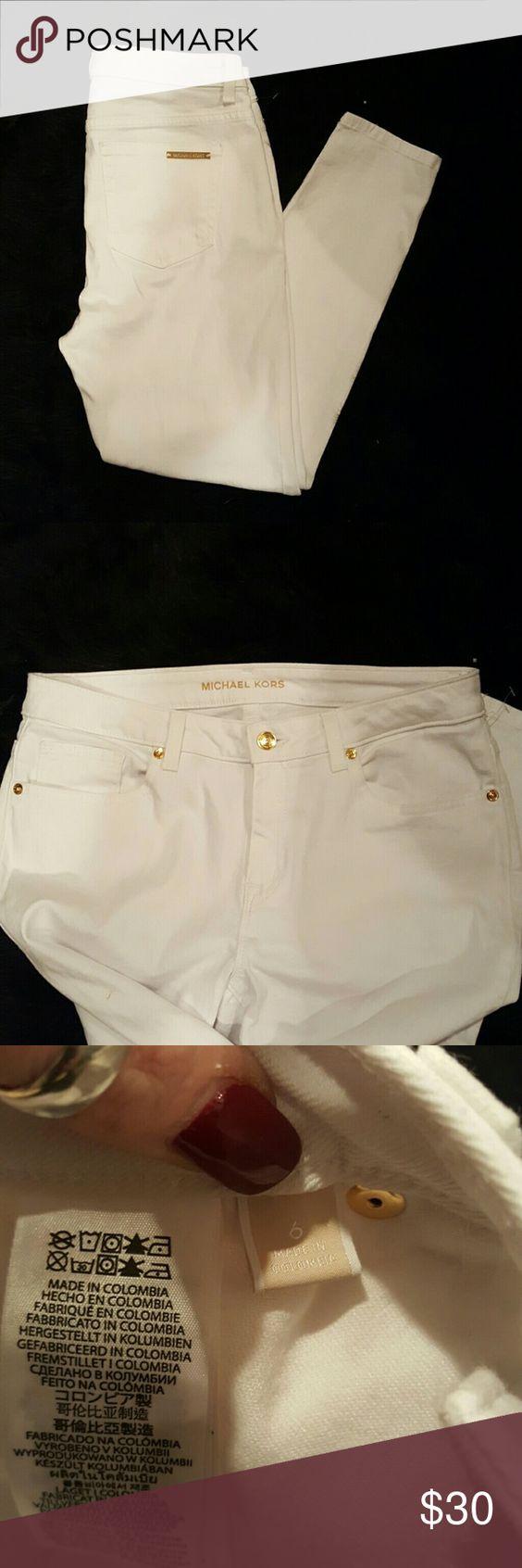 Brand New MK Women's Skinny Jeans- Size 6 | Pinterest | Skinny ...