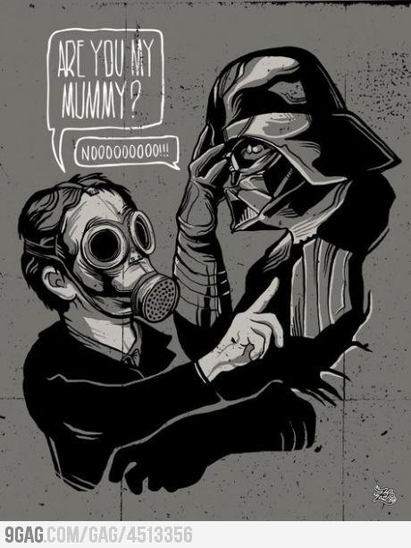 Quand Doctor Who (ma série préférée) et Star Wars se rencontrent.