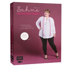Sahneschnittchen (Buch) - Plus Size Schnittmuster