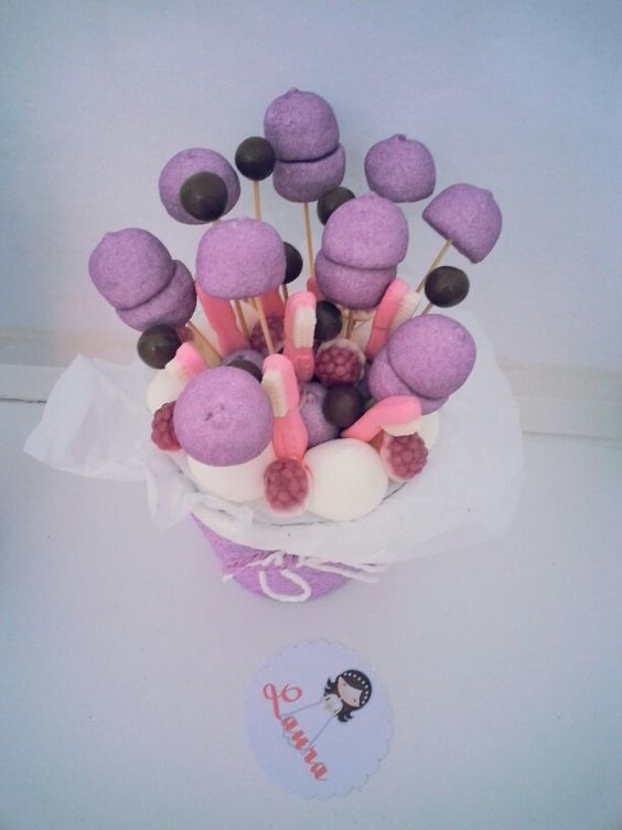 Macetas dulces