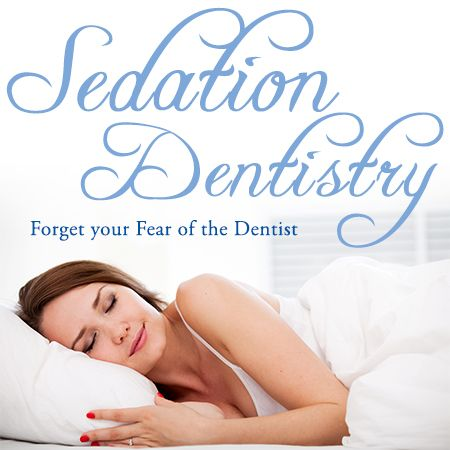 Sedation dentistry options that will ease your anxiety