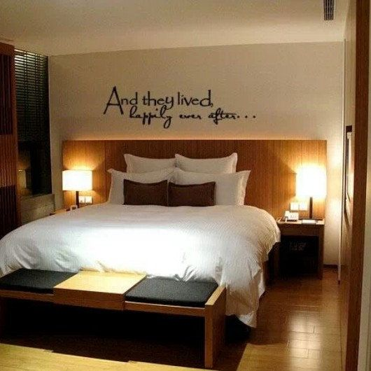 Items Similar To Bedroom Wall Decal.