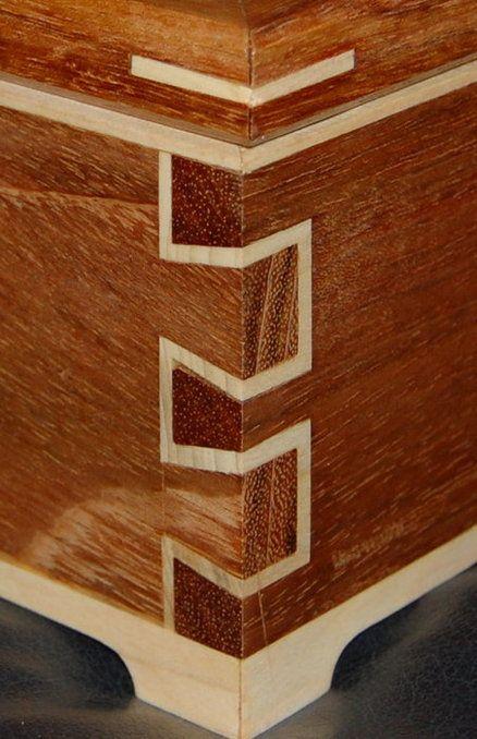 Double Dovetail Box By Adam Lumberjocks Com