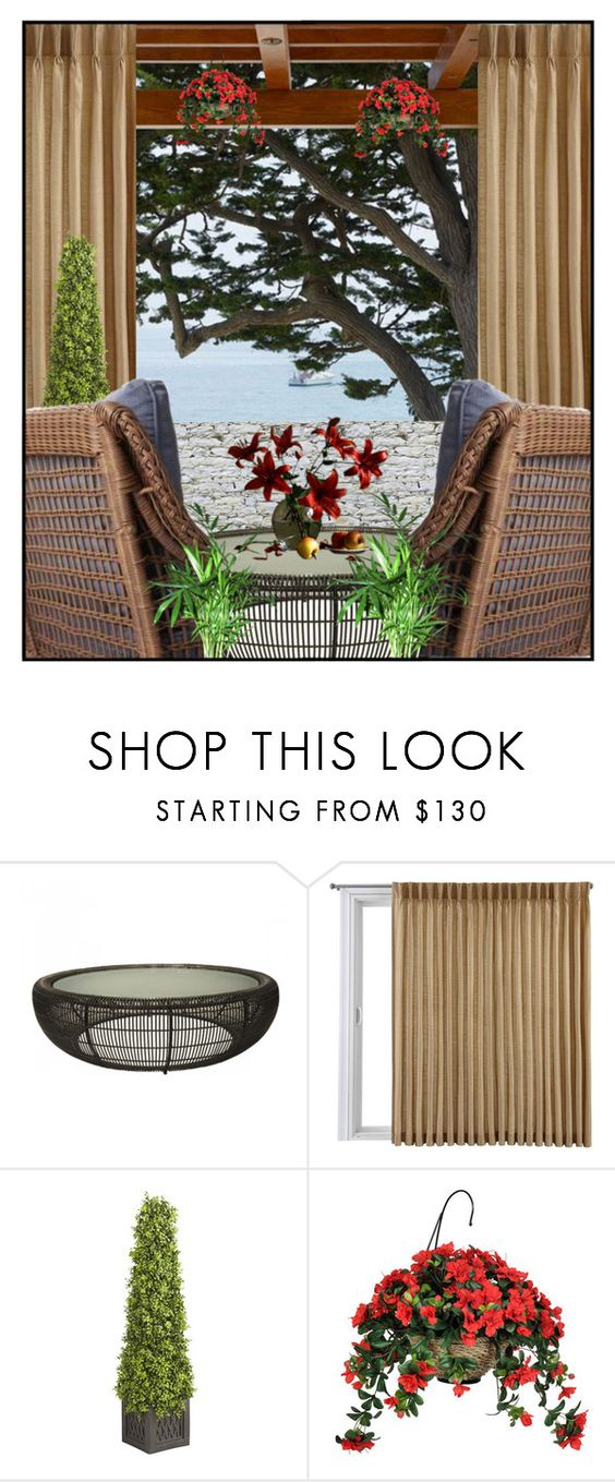 """Untitled #6849"" by ana-angela ❤ liked on Polyvore featuring interior, interiors, interior design, home, home decor, interior decorating, Royal Velvet and Pier 1 Imports"