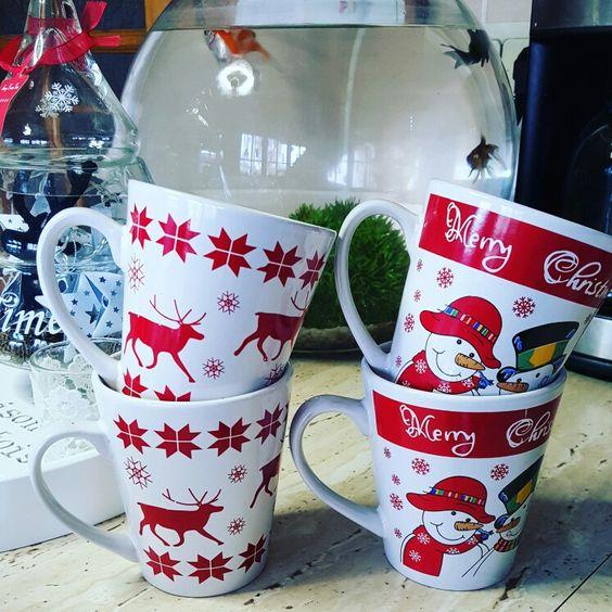 Mug de Noël de chez Action