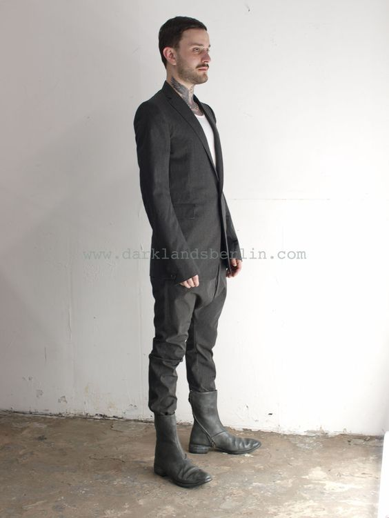 Carol Christian Poell Suit
