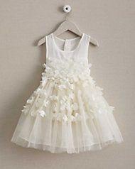 girls flower dance dress