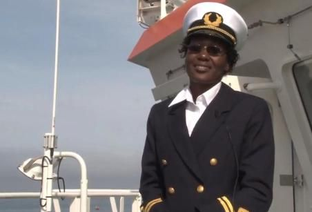 'Women at the Helm' Film Launched at Maritime Women Conference
