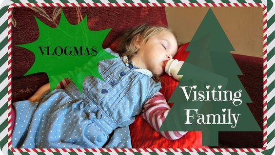 Visiting Family | 22nd December | Mini Vlogmas
