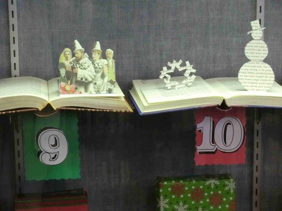 Days 9 and 10 on Advent Calendar
