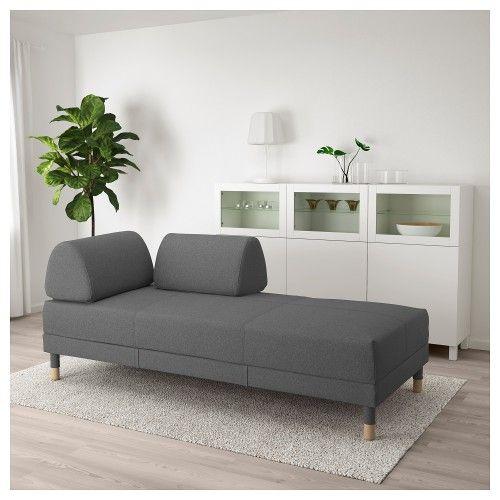 ספה נפתחת Flottebo Midcentury Modern Dining Chairs Sofa Bed