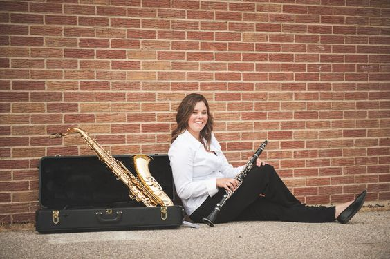 Class of 2014 | High School Seniors | Senior Girls | Senior Style | Senior Pose | Senior Band | Photo by Courtney Cook Seniors