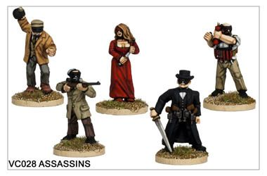 Assassins - VC028