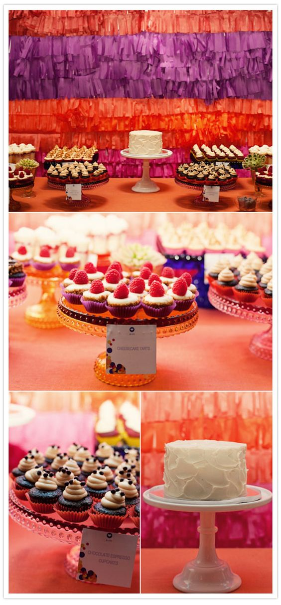 Sweets table