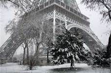 Snow in Paris - Bing Images